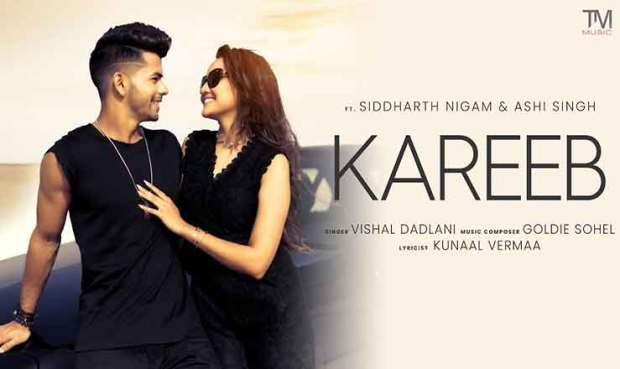 Kareeb Lyrics in Hindi