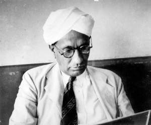 Essay on Chander Shekhar Vankat Raman