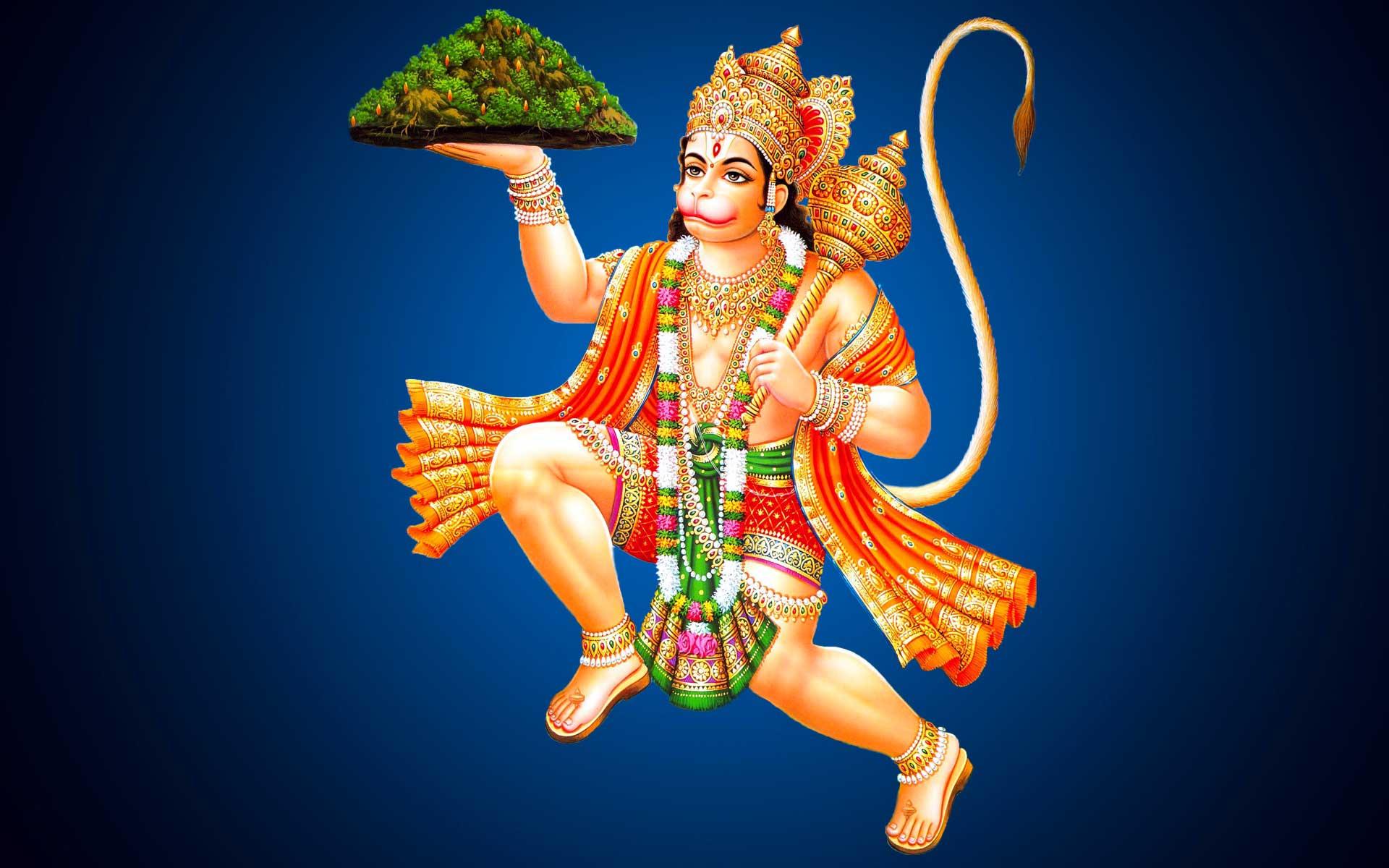 best 50 lord hanuman