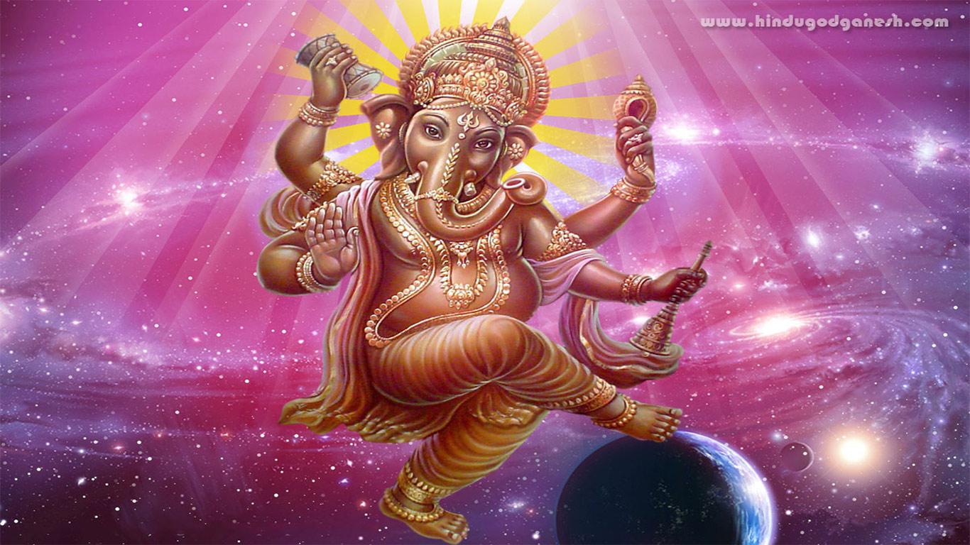 God Ganesh Hd Wallpaper Free Download For Desktop Mobile