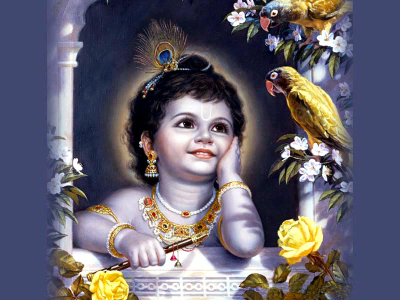 Free Download Lord Krishna Wallpapers