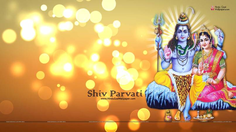 Hd Wallpapers Of Shiva Parvati Wallpapersimages Org