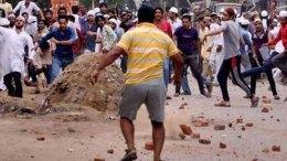 West UP Riots