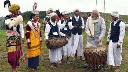 PM Modi in Meghalaya
