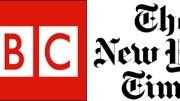 New York Times & BBC