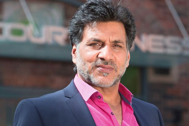 Marc Anwar Pakistani Actor