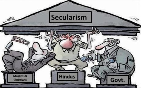 The Myth of Indian Secularism