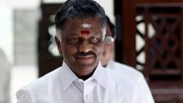 Tamil Nadu politics O Paneerselvam