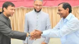 Telangana minority Appeasement