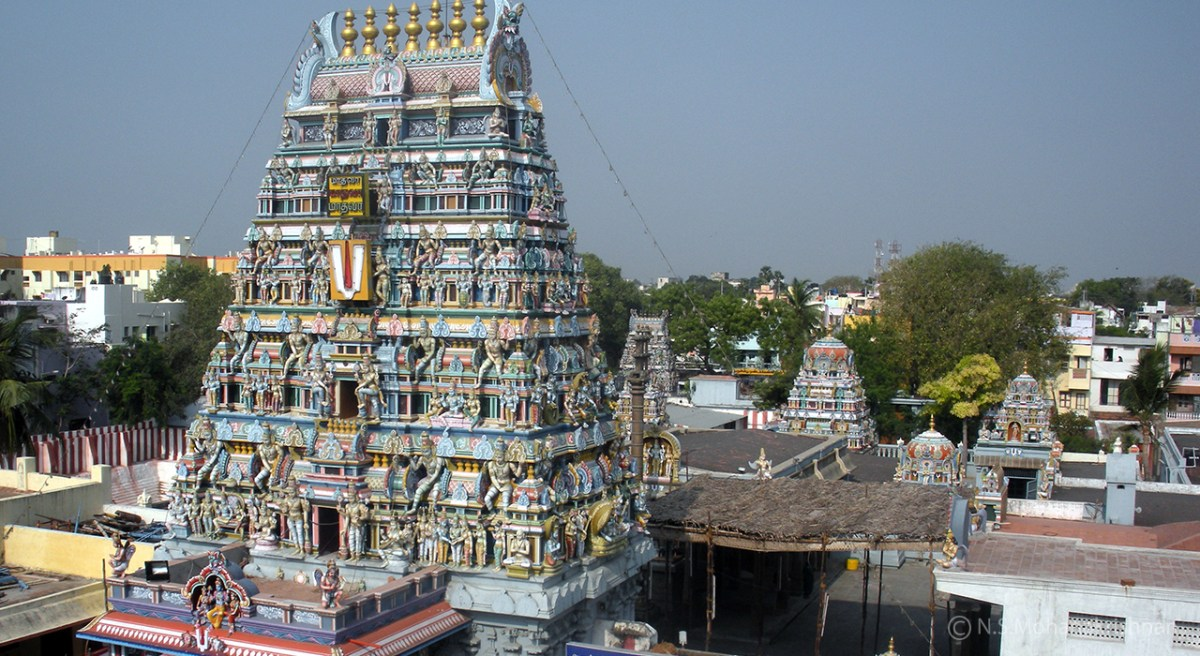 Christian marriage in Chennai Temple hall: Violation of protocols by secular state?