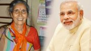 Narendra Modi and wife Jashodaben