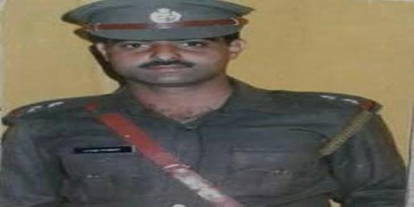 Officer Lynched Srinagar