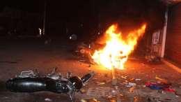 Vadodra Ganesh Procession attacked