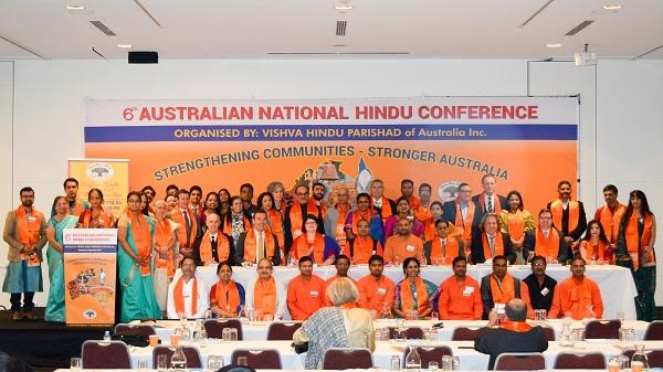 Strengthening Hindu Communities in Australia VHP