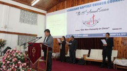 Nagaland Baptist Church