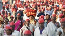 Kisan Long March