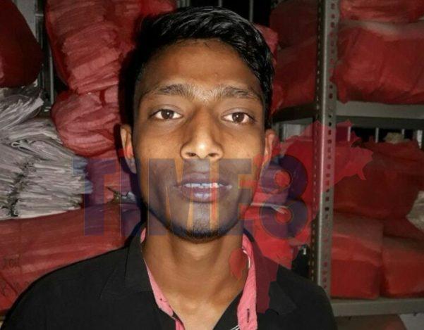 Zakir Hussain Rapist
