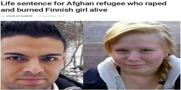 Many Hindu Girls Like Riya Gautam, Many European Girls Get Killed By Muslim Boyfriends/Stalkers