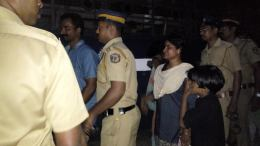 Ayyappa Devotees Arrested