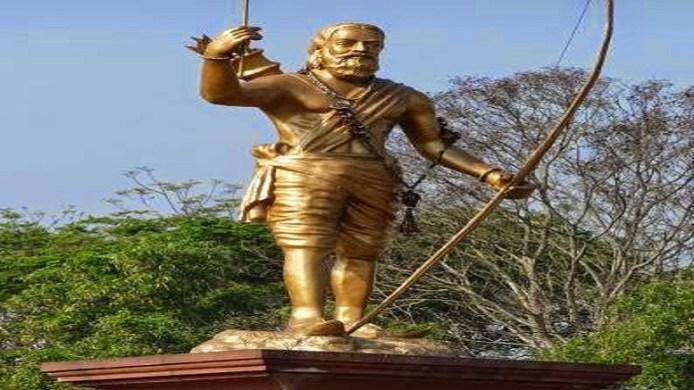 Statue of Alluri Sitarama Raju
