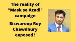 Biswaroop Roy Chawdhury exposed