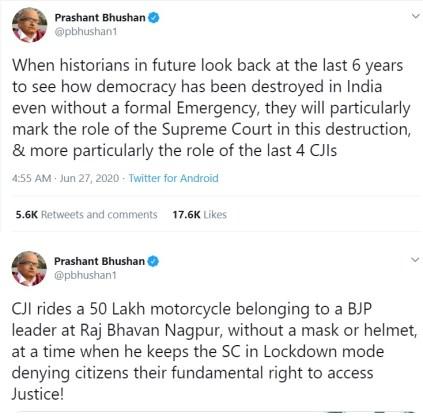 Prashant -Bhushan -Tweets-Contempt-hindupost