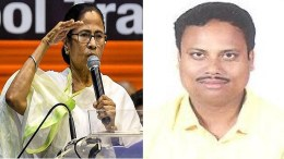 Mamata and Partha Pratim Roy