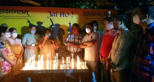 Program organized by Sarvamangalam NGO in memory of the brave martyrs of Kargil