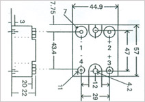 Solid State Relays, SSR India, DC to AC Solid State Relay