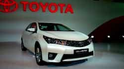 all new corolla altis camry club toyota showcases at expected price of rs 14 18 s sedan vivek sinha hindustan times