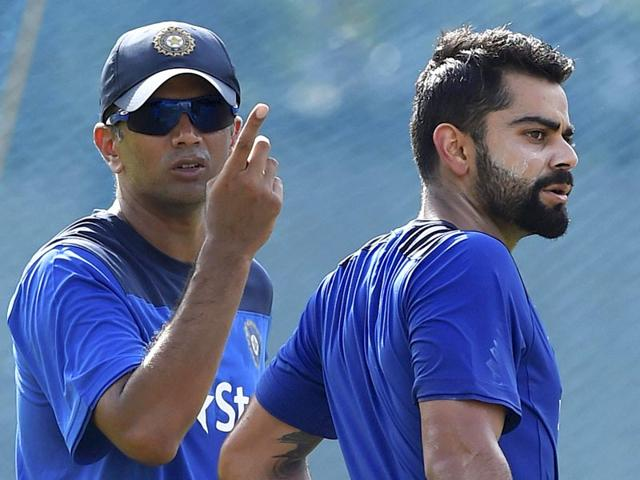 Dont under estimate kohli. He knows how to balance says dravid - tnilive - telugu news international sports news in telugu