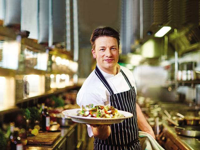Dont Like All That Angry Shouty Stuff In The Kitchen Jamie Oliver Brunchfeature