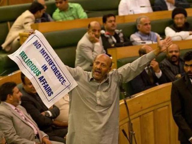 Image result for Kashmiris  Plebiscite: Rasheed