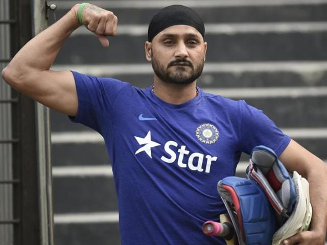 harbhajan singh reaches 150 wicket milestone becomes third indian bowler