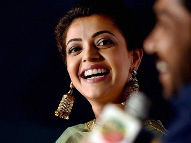 Actress Kajal Becomes Producer With Manucharitra Telugu Movie