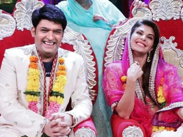 When Jacqueline Fernandez Married Kapil Sharma Hindustan Times