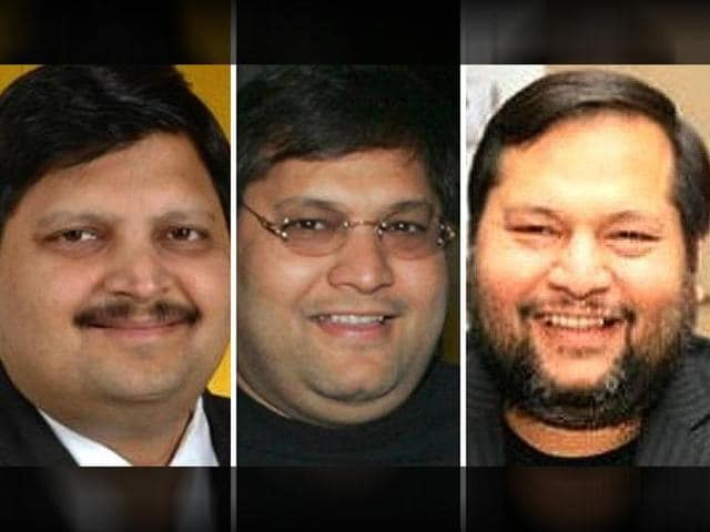 The Guptas Indiaborn brothers at heart of South Africa