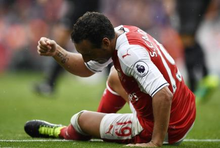 Image result for cazorla injury