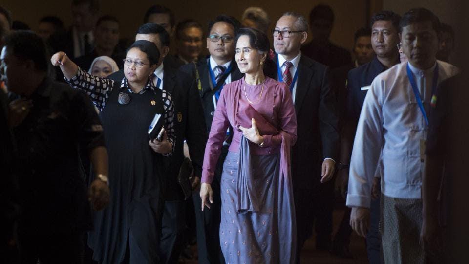 Image result for Myanmar, ASEAN and the Rohingya Issue