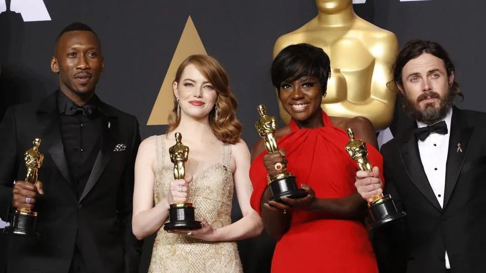 2017第89屆奧斯卡金像獎得獎名單 The 89th Annual Academy Awards Winners @ George Column :: 痞客邦
