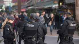 Image result for German Police on high alert after reports of possible I.S. attack