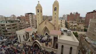 Image result for Egypt Church bombings