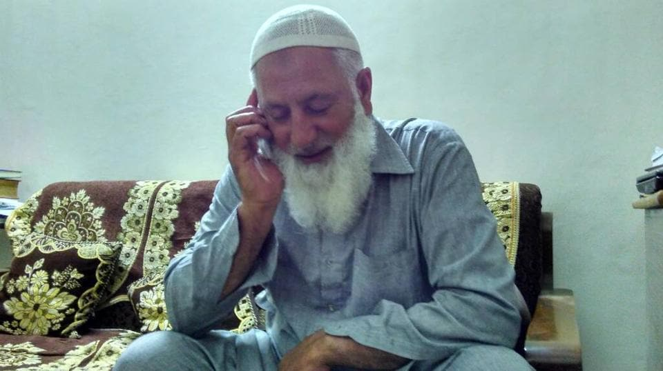Image result for Kashmiri Scholar Acquitted After Spending 16 Years In Jail