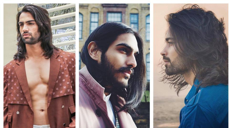 Hairs Their Story Runway Boost For Indian Male Models