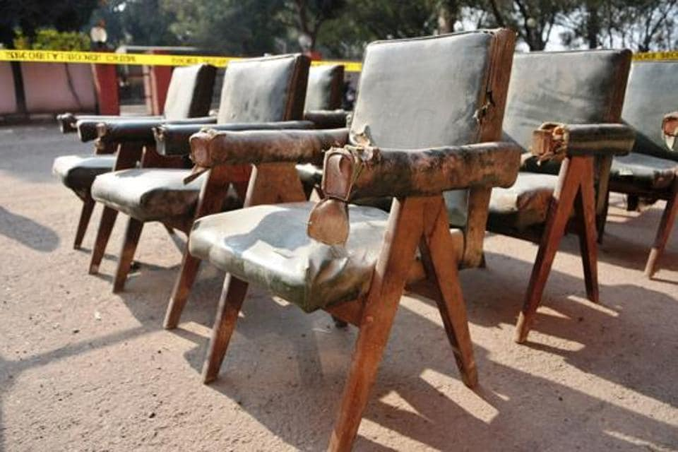 folding junior chair youtube chandigarh heritage furniture auctioned in us, again | punjab top hindustan times