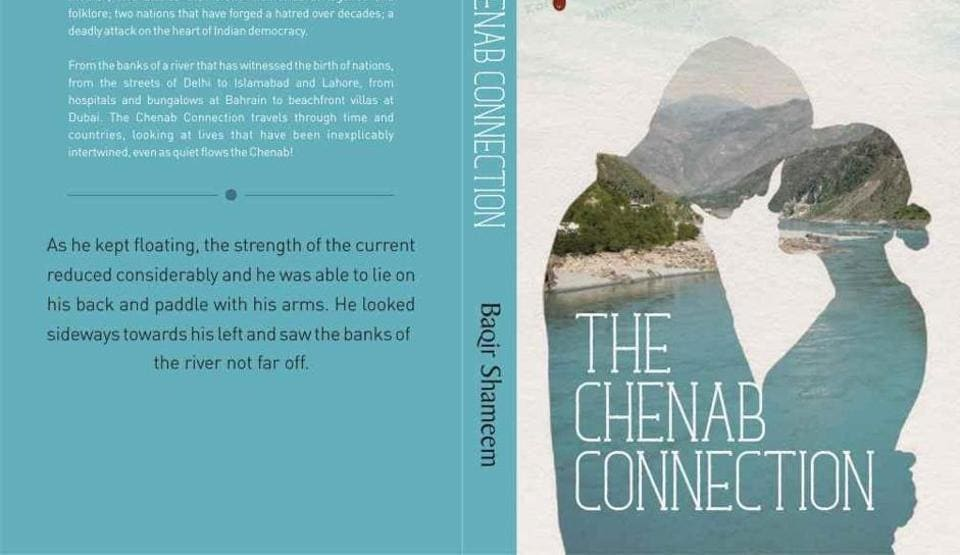 Cover of the book The Chenab Connection.