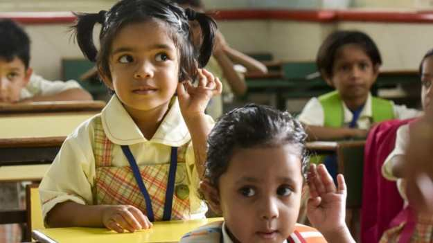 When instructed in the mother tongue or home language, children perform better in subject-based learning. So, adopting English as the medium of instruction for early-age learners in schools, like the proposed plan for government institutions in Uttarakhand, looks problematic (For representative purposes only)