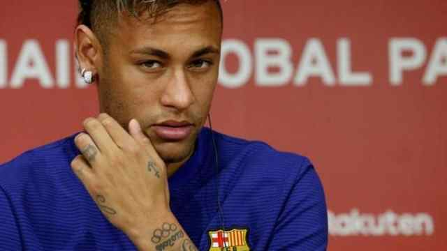 Neymar scored 105 goals for Barcelona in his four seasons at the club