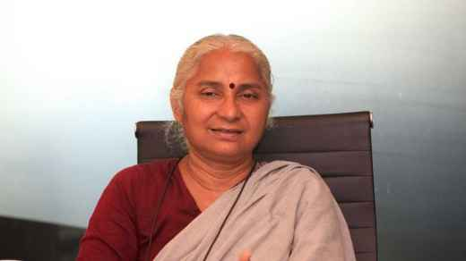 Social activist Medha Patkar, founder member of Narmada Bachao Andolan, has been on an indefinite hunger strike since July 27.