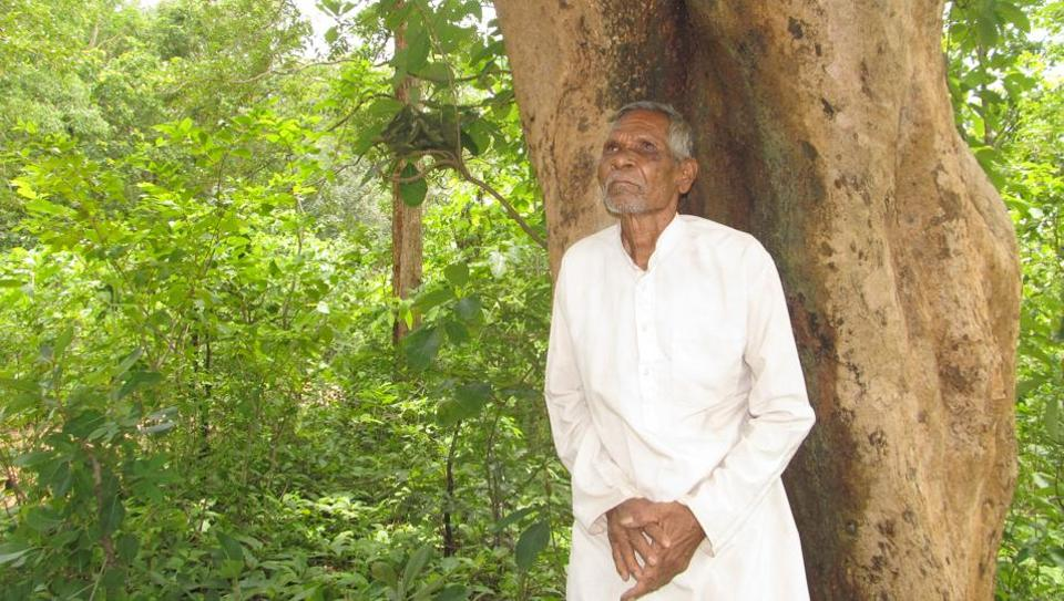 Forest officials say the work by Majhi and local tribals in Kalahandi is an important step in guarding the forest resources.